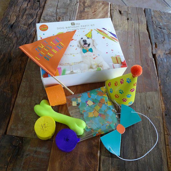 Dog Birthday Party Kit