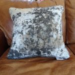 Lavender House Voyage Sage Velvet Cushion