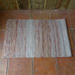 Lavender House Islay Terracota and Blush Weave rug