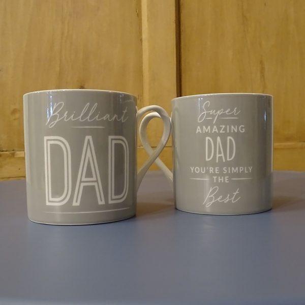 Brilliant Dad Mug