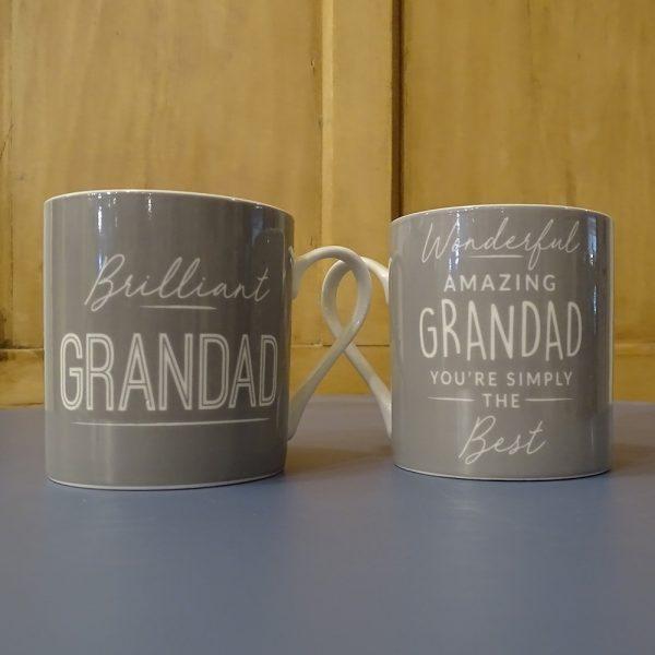 Brilliant Grandad Mug