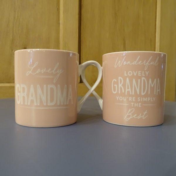 Lovely Grandma Mug