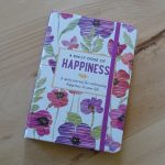 Journal titled - Daily dose of Happiness