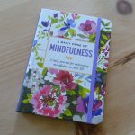 Journal titled - Daily dose of mindfulness