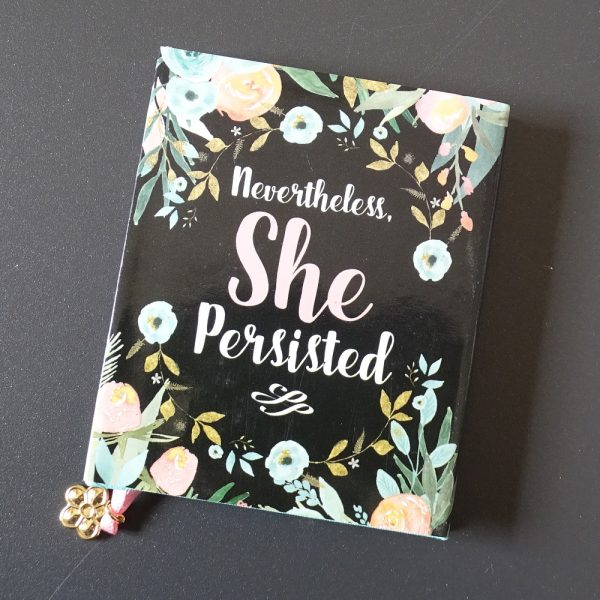 Book - nevertheless she persisted