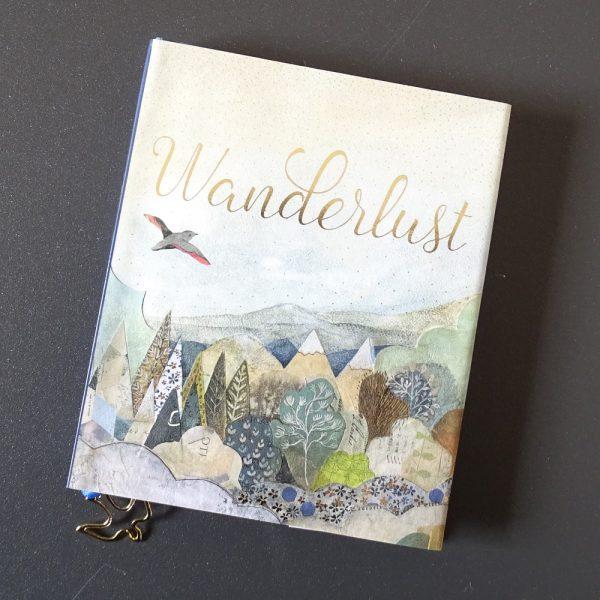 Book titled Wanderlust