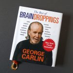 George Carlin Brain Droppings Book