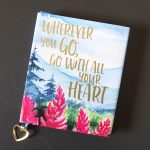 Book title Wherever you go, go with all your heart