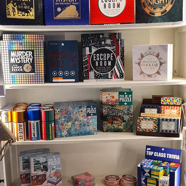 Puzzles and Board Games