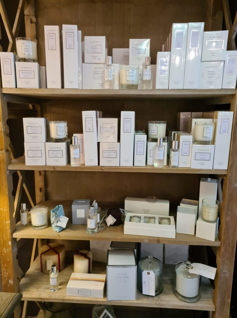 Lavender House Candles and Reed Diffusers