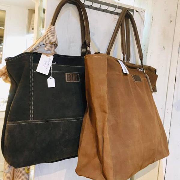 Lavender House Leather Handbags