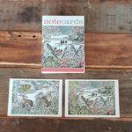 Winter Wildlife Notecards