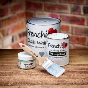 Frenchic Flat Paint Brushes