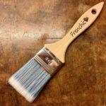 Frenchic flat paint brush 50mm