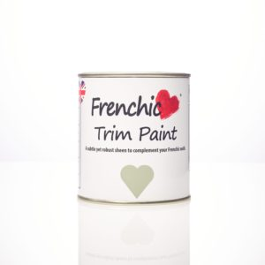 Trim Paint Green with Envy