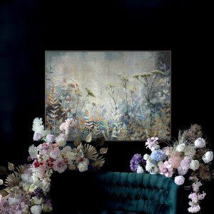Sabrina Rolino - Canvas artwork 'Fanciful'