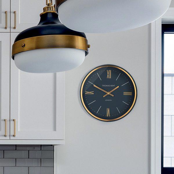 Thomas Kent Hampton Kitchen Clock